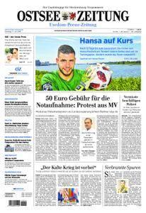 Ostsee Zeitung Wolgast - 17. Juli 2018
