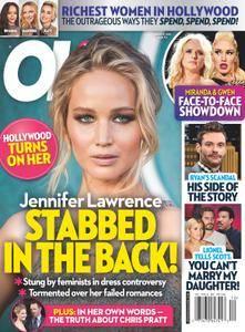 OK! Magazine USA - March 19, 2018