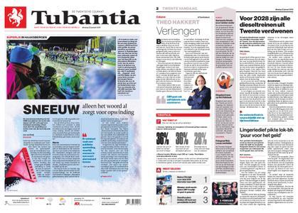 Tubantia - Enschede – 22 januari 2019