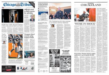 Chicago Tribune – November 25, 2019