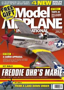 Model Airplane International - Octobre 2019