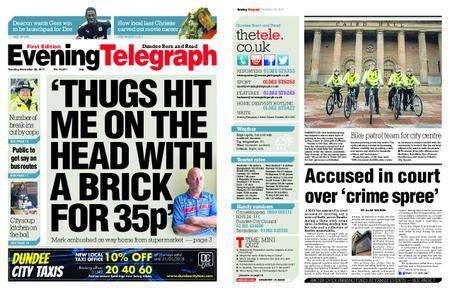 Evening Telegraph First Edition – November 28, 2017