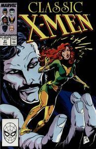 Classic X-Men 031 1989