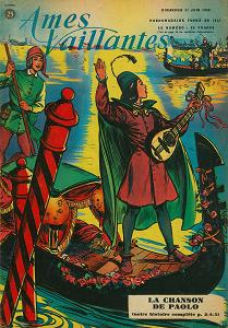 Ames Vaillantes - N° 25 (1959)