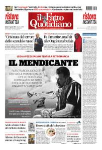 Il Fatto Quotidiano - 17 agosto 2019