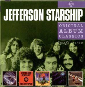 Jefferson Starship - Original Album Classics (2009) [5CD Box Set] REPOST