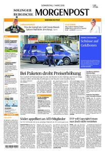Solinger Morgenpost – 07. März 2019
