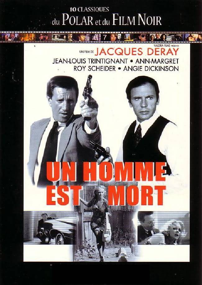Un Homme est mort [The Outside Man] 1972