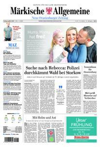 Neue Oranienburger Zeitung - 08. März 2019
