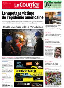 Le Courrier de l'Ouest Nord Anjou – 06 novembre 2019