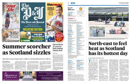 The Press and Journal Moray – July 17, 2021