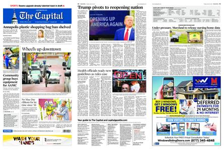 The Capital – April 28, 2020
