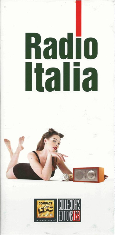 Compact Disc Club - Radio Italia (2011)