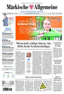 Neue Oranienburger Zeitung - 24. Januar 2019