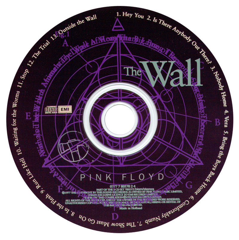 Pink Floyd - Shine' On (1992) [9CD Box Set] Re-up