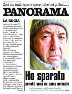 Panorama Italia - 15 febbraio 2018