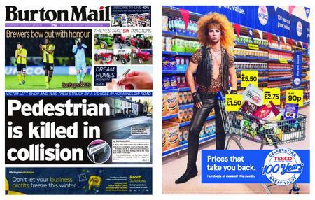 Burton Mail – January 24, 2019