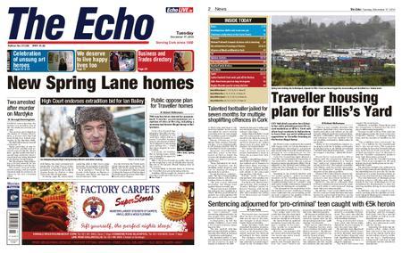 Evening Echo – December 17, 2019