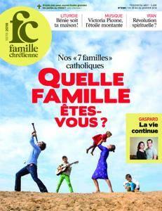 Famille Chrétienne - 16 janvier 2018