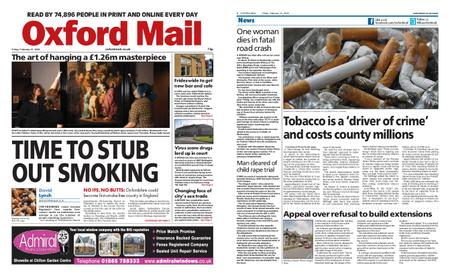 Oxford Mail – February 21, 2020