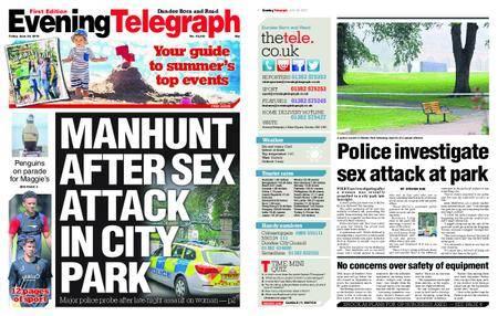 Evening Telegraph First Edition – June 29, 2018