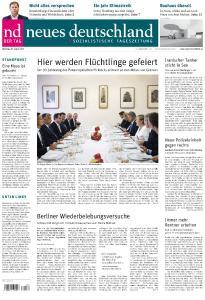 Neues Deutschland - 20 August 2019
