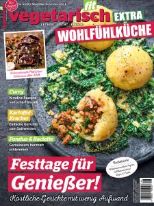 Vegetarisch Fit - November-Dezember 2019