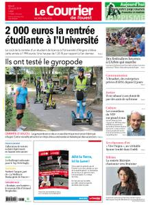 Le Courrier de l'Ouest Nord Anjou – 20 août 2019