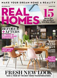 Real Homes - January 2020