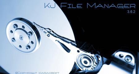 Karaosoft KJ File Manager v3.6.2