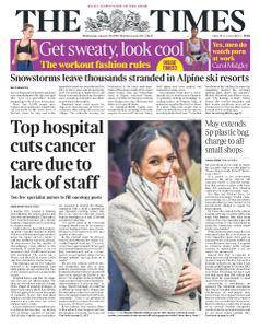 The Times - 10 January 2018
