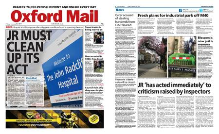 Oxford Mail – January 25, 2019