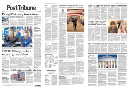 Post-Tribune – June 18, 2021