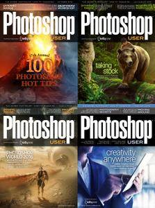 Photoshop User 2016 Full Year Collection