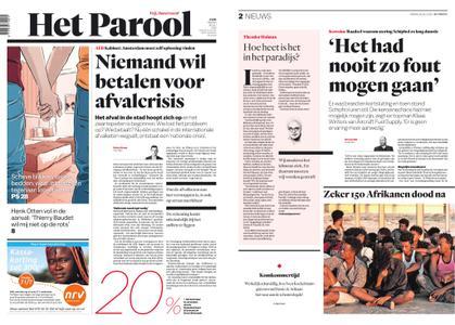 Het Parool – 26 juli 2019