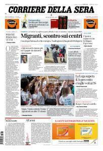 Corriere della Sera - 30 Giugno 2018