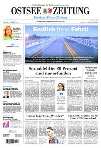 Ostsee Zeitung Wolgast - 12. Dezember 2018