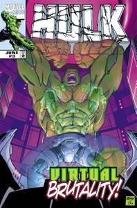 Incredible Hulk 003 1999 Digital