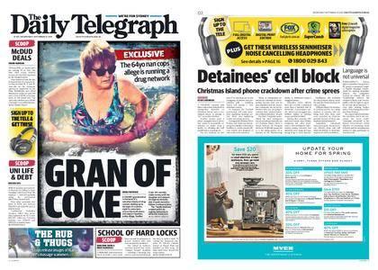 The Daily Telegraph (Sydney) – September 13, 2017