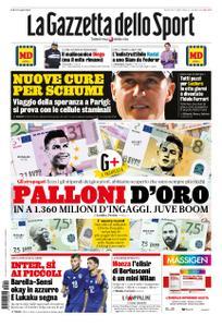 La Gazzetta dello Sport Bergamo – 10 settembre 2019