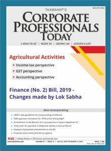 Corporate Professional Today - July 27, 2019