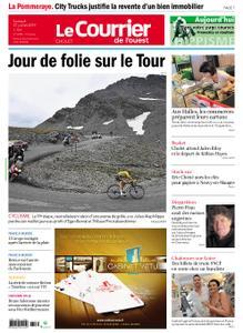 Le Courrier de l'Ouest Cholet – 27 juillet 2019