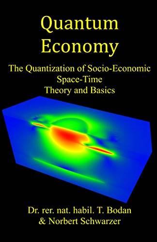 Quantum Economy - The Quantization of Socio-Economic Space-Time