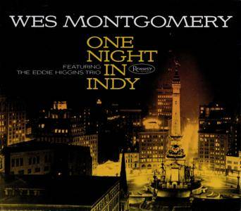 Wes Montgomery & The Eddie Higgins Trio - One Night In Indy (1959) {Resonance Records HCD-2018 rel 2016}