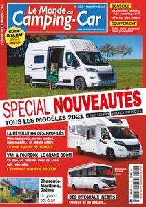 Le Monde du Camping-Car - septembre 2020