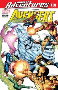 Marvel Adventures The Avengers 006 2007 Digital Shadowcat
