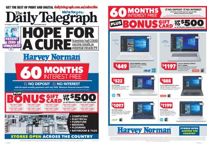 The Daily Telegraph (Sydney) – July 16, 2020