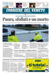 Corriere del Veneto Padova e Rovigo – 30 ottobre 2018