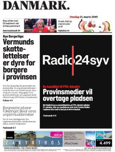 JydskeVestkysten Varde – 13. marts 2019