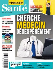 Le Particulier Santé - Octobre 2019